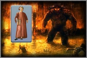 Read more about the article Как Данте прошел 9 кругов Ада, встретившись с Сатаной