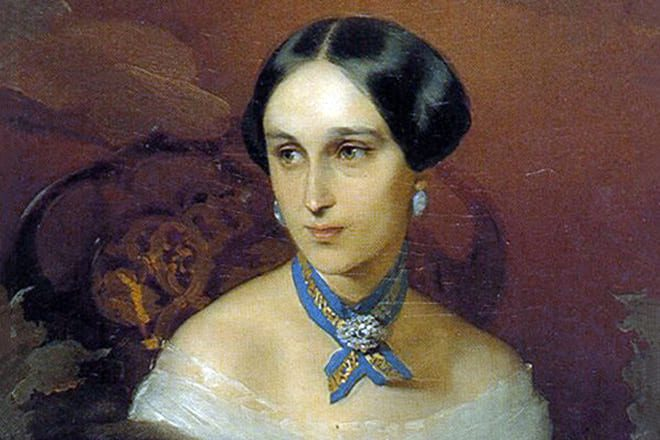 Наталья Гончарова жена Пушкина