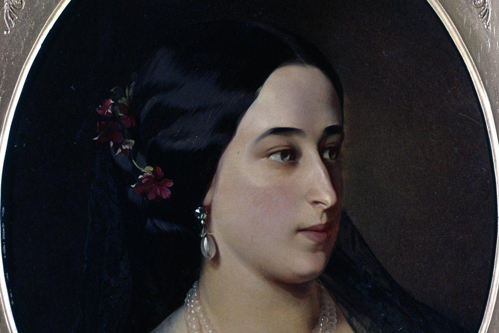 Дочь Пушкина Мария Гартунг
