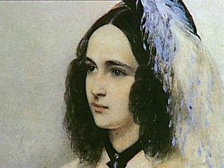 Наталья Гончарова Пушкина