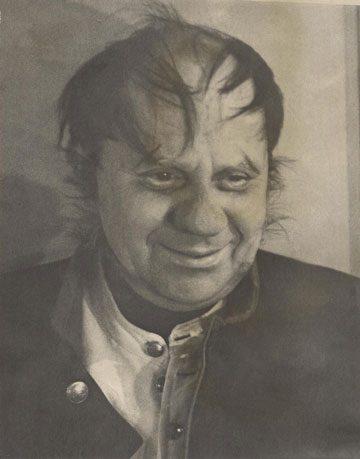 Виктор Чекмарев актер