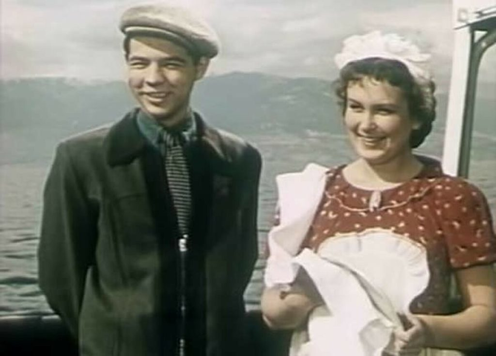 Раднэр Муратов и Изольда Извицкая