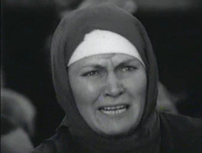 Лариса Буркова актриса