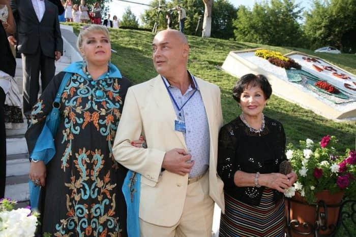 Дмитрий Золотухин личная жизнь