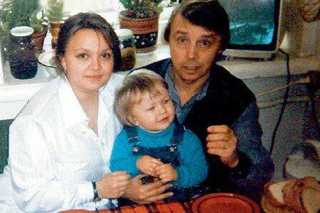 Наталья Рычагова дети