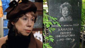 Read more about the article Евгения Ханаева. Судьба слезам не верит