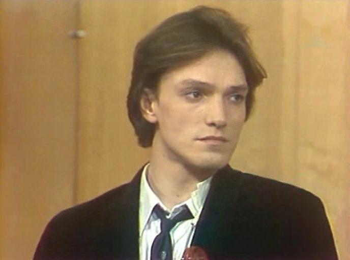 Андрей Дубовский актер