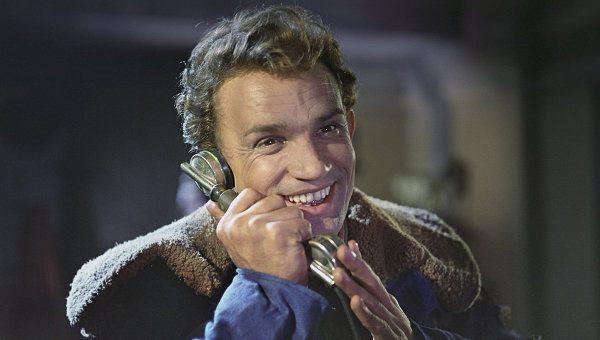 Евгений Урбанский актер