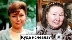 Read more about the article Наталья Назарова. Куда пропала и как живет сейчас советская актриса?